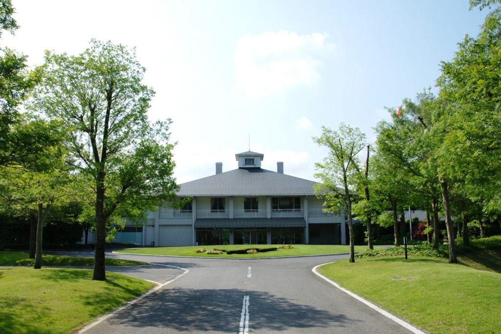 千代田CC クラブハウス