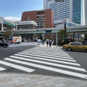 日本橋:箱根駅伝のコースでもあります